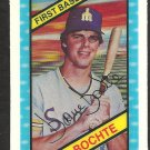 SEATTLE MARINERS BRUCE BOCHTE 1980 KELLOGGS 3-D SUPER STARS # 59 NM/MT