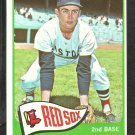 BOSTON RED SOX CHUCK SCHILLING 1965 TOPPS # 272 NR MT