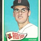 BOSTON RED SOX DAVE MOREHEAD 1965 TOPPS # 434