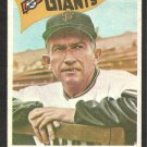 SAN FRANCISCO GIANTS BILL RIGNEY 1960 TOPPS # 225 G