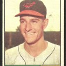 BALTIMORE ORIOLES JERRY WALKER 1961 TOPPS # 85 G