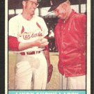 ST LOUIS CARDINALS LINDY SHOWS LARRY 1961 TOPPS # 75 G