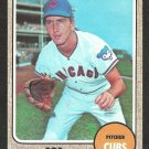 CHICAGO CUBS ROB GARDNER 1968 TOPPS # 219 EM/NM