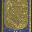 WASHINGTON SENATORS JOE CUNNINGHAM 1965 TOPPS EMBOSSED INSERT # 63 good