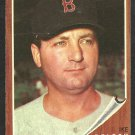 BOSTON RED SOX IKE DELOCK 1962 TOPPS # 201 VG