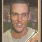 HOUSTON COLTS ASTROS BOB LILLIS 1962 TOPPS # 74 VG