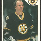 BOSTON BRUINS RICK MIDDLETON 1985 O PEE CHEE OPC # 64