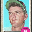 BOSTON RED SOX KEN HARRELSON 1968 TOPPS # 566