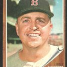 BOSTON RED SOX BILLY MUFFETT 1962 TOPPS # 336
