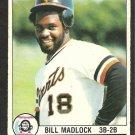 SAN FRANCISCO GIANTS BILL MADLOCK 1979 O PEE CHEE OPC # 96 EM/NM