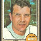 CHICAGO WHITE SOX KEN BOYER 1968 TOPPS # 259