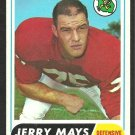 KANSAS CITY CHIEFS JERRY MAYS 1968 TOPPS # 119 VG/EX