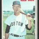 BOSTON RED SOX EDDIE KASKO 1970 TOPPS # 489 NR MT