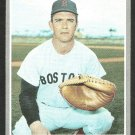 BOSTON RED SOX RUSS GIBSON 1970 TOPPS # 237 EX MT/NR MT