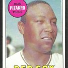 BOSTON RED SOX JUAN PIZARRO 1969 TOPPS # 498 NR MT OC