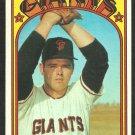 SAN FRANCISCO GIANTS JOHN CUMBERLAND 1972 TOPPS # 403 VG/EX