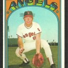 CALIFORNIA ANGELS SYD O'BRIEN 1972 TOPPS # 289 VG/EX OC
