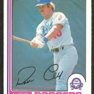 LOS ANGELES DODGERS RON CEY 1982 OPC O PEE CHEE # 216 NR MT