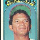 ST LOUIS CARDINALS MATTY ALOU 1972 TOPPS # 395 VG/EX