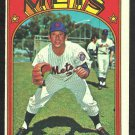 NEW YORK METS RAY SADECKI 1972 TOPPS # 563 VG