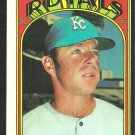 KANSAS CITY ROYALS RICHIE SCHEINBLUM 1972 TOPPS # 468 VG+/EX OC