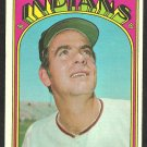 CLEVELAND INDIANS GAYLORD PERRY 1972 TOPPS # 285 VG/EX