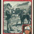 MONTREAL EXPOS BOB BAILEY 1972 TOPPS KID PIC # 493 VG OC
