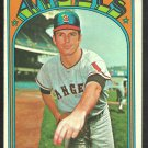 CALIFORNIA ANGELS PAUL DOYLE 1972 TOPPS # 629 G/VG