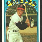 BALTIMORE ORIOLES TOM SHOPAY 1972 TOPPS # 418 VG/EX