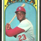 HOUSTON ASTROS LEE MAY 1972 TOPPS # 480 VG+
