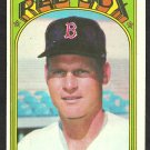 BOSTON RED SOX MARTY PATTIN 1972 TOPPS # 144 EX/EX MT