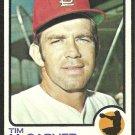 ST LOUIS CARDINALS TIM McCARVER 1973 TOPPS # 269 EX