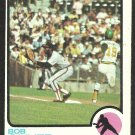 CALIFORNIA ANGELS BOB OLIVER 1973 TOPPS # 289 VG/EX
