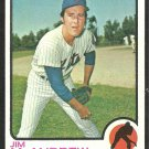 NEW YORK METS JIM McANDREW 1973 TOPPS # 436 EM/NR MT
