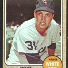 CHICAGO WHITE SOX HOYT WILHELM 1968 TOPPS # 350 VG/EX