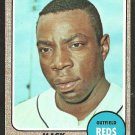 CINCINNATI REDS MACK JONES 1968 TOPPS # 353 VG/EX