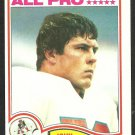 NEW ENGLAND PATRIOTS JOHN HANNAH ALL PRO 1982 TOPPS # 150
