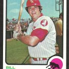 CHICAGO WHITE SOX BILL MELTON 1973 TOPPS # 455 NR MT