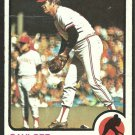 CLEVELAND INDIANS GAYLORD PERRY 1973 TOPPS # 400 VG