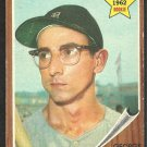 DETROIT TIGERS GEORGE ALUSIK 1962 TOPPS # 261 VG