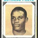 San Diego Chargers Mike Garrett Boyhood Photo 1973 Topps Football Card # 267 vg