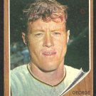 Los Angeles Angels George Witt 1962 Topps Baseball Card 287 vg/ex