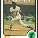 PITTSBURGH PIRATES GENE CLINES 1973 TOPPS # 333 EX/EM