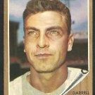 CINCINNATI REDS DARRELL JOHNSON 1962 TOPPS # 16 vg
