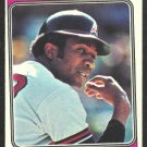 CALIFORNIA ANGELS FRANK ROBINSON 1974 TOPPS # 55 VG