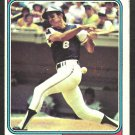 ATLANTA BRAVES DAVE JOHNSON 1974 TOPPS # 45 VG