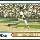 NEW YORK METS JON MATLACK 1974 TOPPS # 153 NR MT SOC