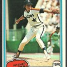 1981 Topps Baseball Card # 269 Houston Astros Ken Forsch nr mt