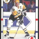 PITTSBURGH PENGUINS MARIO LEMIEUX 90/91 SCORE # 2