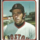 BOSTON RED SOX BOB MONTGOMERY 1974 TOPPS # 301 NR MT